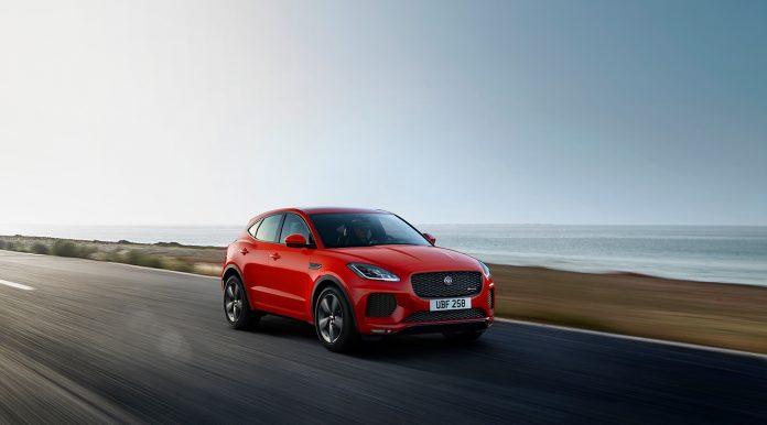 Jaguar lanserer nå en helt ny versjon av den mest kompakte SUV-modellen, E-Pace. (Alle foto: JLR)