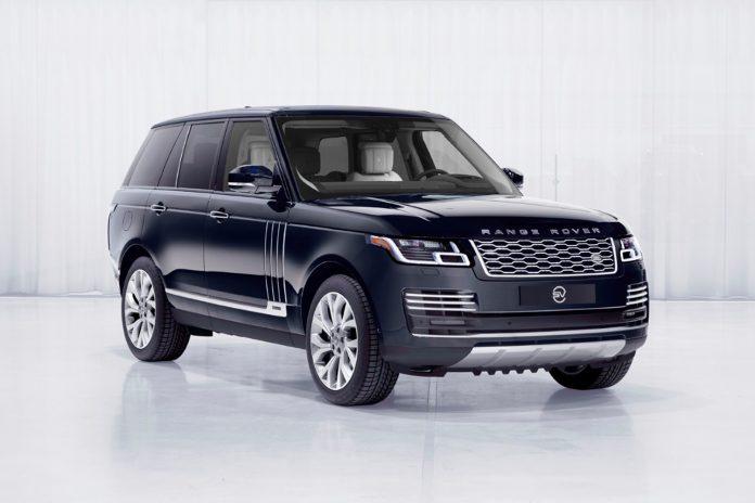 Land Rover SVO byr nå på en spesialversjon som du virkelig skal jobbe for om du ønsker deg en slik en. (Alle foto: JLR)