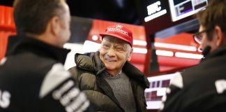 Niki Lauda er død, 70 år gammel. (Foto: Mercedes)