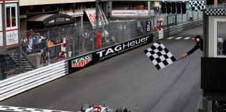 Lewis Hamilton vant Monaco Grand Prix. (Foto: Mercedes)
