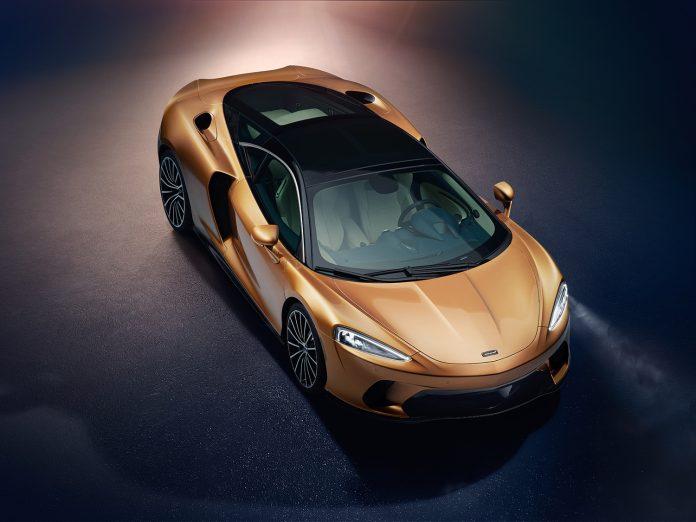 McLaren kommer nå med sin første rene GT, kun kalt McLaren GT. (Alle foto: McLaren)