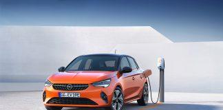 Her er den elektriske varianten av nye Opel Corsa. (Alle foto: Opel)