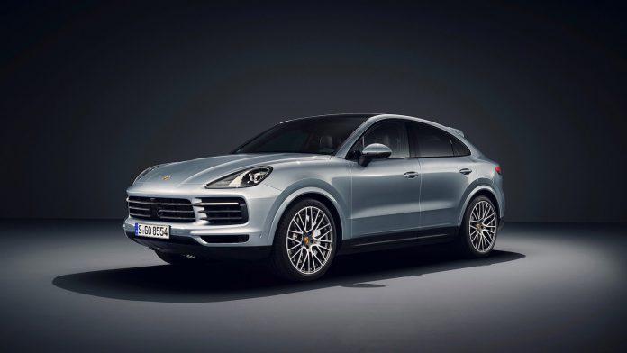 Porsche kommer nå med den tredje versjonen av Cayenne Coupé, denne gang Cayenne S Coupé. (Alle foto: Porsche)