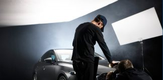 Stjernefotograf Rankin har tatt bilder av den nye Mazda 3. (Alle foto: Mazda/Rankin)