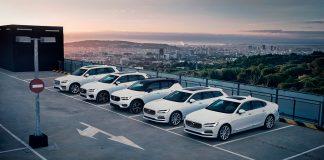 Volvo kan skryte av å ha de mest tilfredse kundene i Norge. (Begge foto: Volvo)