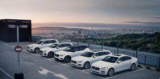 Volvo fortsetter sin framgang, og går mot nok et rekordår målt etter antall solgte biler. (Foto: Volvo)