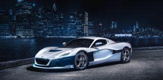 Hyundai og Kia kjøper seg nå inn i merket som har utviklet denne elektriske hyperbilen, Rimac C_Two. (Begge foto: Rimac)