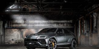 ABT har for første gang kastet seg over en Lamborghini, og behandlingen har gitt SUV-modellen Urus hele 710 hestekrefter. (Alle foto: ABT)