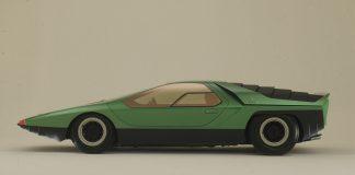 Dette er faktisk forløperen til Lamborghini Countach, og det er en Alfa Romeo. (Alle foto: FCA)