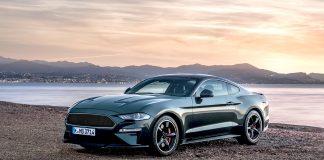 Ford utvider nå produksjonen av Mustang Bullitt. (Alle foto: Ford)