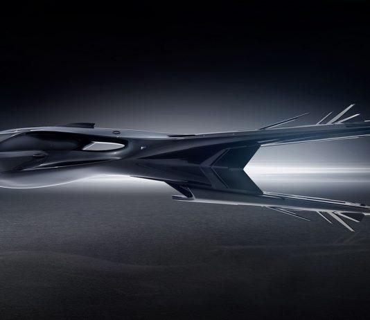 Lexus har laget en noe spesiell RC F til filmen «Men in Black: International». (Alle foto: Lexus)