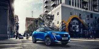 Peugeot viser nå fram en elektrisk SUV, e-2008. (Alle foto: PSA)