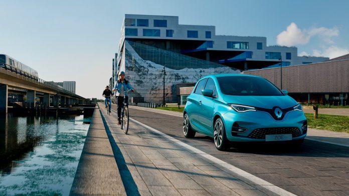 Renault Zoe kommer nå i 3, generasjon, og rekkevidden går opp med hele 30 prosent i forhold til dagens modell. (Alle foto: Renault)