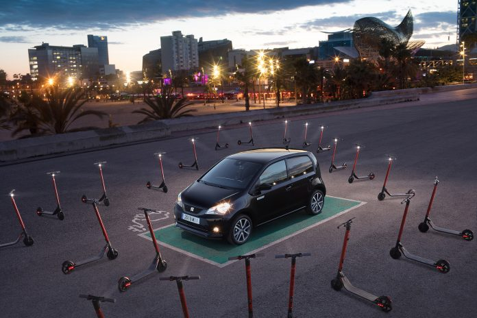 Seat lanserte sin første elbil i Norge, Mii electric. (Alle foto: Seat)
