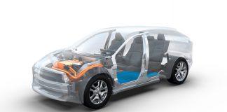 Toyota og Subaru går nå sammen for å utvikle elbiler. (Begge foto: Toyota)
