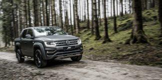 ABT har nå kastet seg over pickupen Volkswagen Amarok, og den kan by på over 300 hestekrefter. (Alle foto: ABT)