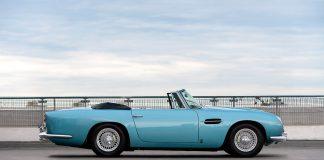 En rekke klassikere fra Aston Martin går under hammeren i august, men du må ha veldig dype lommer om du skal sikre deg noen av disse. (Alle foto: AM)