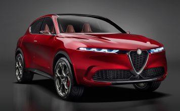 Alfa Romeos vakre crossover Tonale har dratt inn to designpriser med bare noen få ukers mellomrom. (Alle foto: AR)