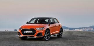 Audi kommer nå med en litt høyere A1 kalt Citycraver. (Alle foto: Audi)