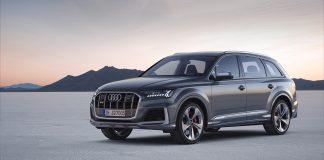 Audi har oppgradert modellen som introduserte den sterke 4-liters TDI-motoren i 2016. (Alle foto: Audi)