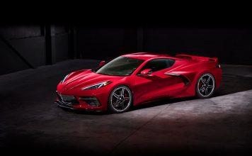 Chevrolet gjør nå noe de aldri tidligere har gjort med Corvette, og det gjør den til en «ekte» sportsbil. (Alle foto: GM)