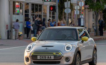 Den elektriske Mini-modellen nærmer seg nå, og flere detaljer rundt bilen er nå kjent. (Alle foto: BMW)
