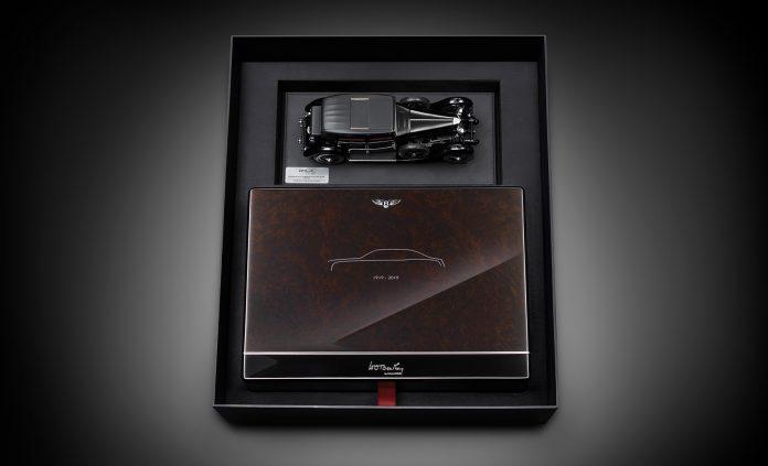 Om du punger ut for en Bentley Mulsanne W.O. Edition by Mulliner bør du iallfall ha kontroll på nøklene. (Alle foto: Bentley)