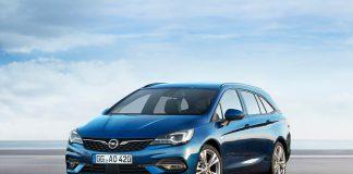 Opel oppgraderer Astra, og de aerodynamiske grepene gjør underverker på forbruket. (Alle foto: Opel)