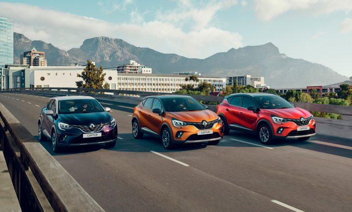Renault Captur kommer nå også som ladbar hybrid. (Alle foto: Renault)
