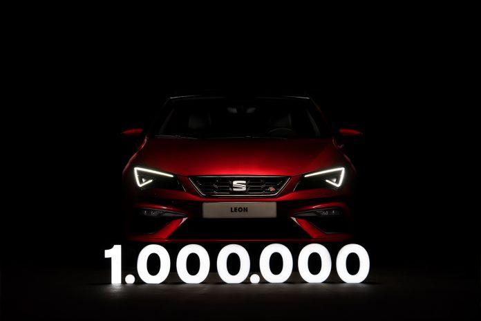 3. generasjon av Seat Leon har nå rundet 1 million eksemplarer. (Alle foto: Seat)
