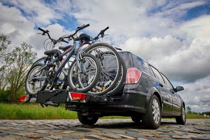 NAF har testet åtte sykkelstativer, og kun en besto alle delprøvene. (Foto: NAF)