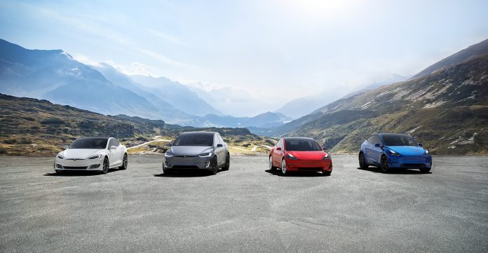 Tesla presenterte et skuffende kvartalsresultat, og ble straffet av investorene på børsen. (Foto: Tesla)