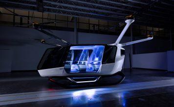 På 2020-tallet kan vi kanskje ta en kjapp grensehandel-tur med en hydrogendrevet drone. (Alle foto: Alaka'i)