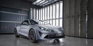Alpine åpner snart for salg av den nye versjonen av den imponerende sportsbilen A110, og nå handler det om A110S. (Alle foto: Alpine)