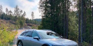 Vi har testet Audi A6 Allroad. (Foto: Nybiltester)