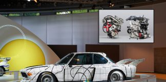 Det er 50 år siden BMW Motorsport introduserte turbomotoren. (Alle foto: BMW)