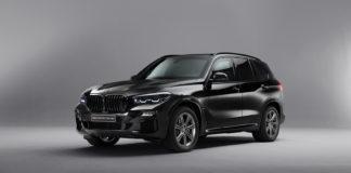 BMW kommer nå med en panserversjon av X5. (Alle foto: BMW)