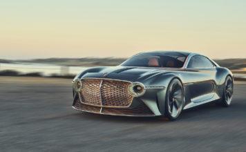 Bentley EXP 100 GT er et eksepsjonelt konsept som hyller Bentleys 100 år lange historie. (Alle foto: Bentley)