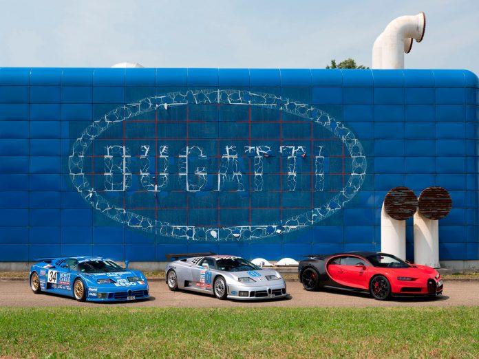Bugatti er et fransk bilmerke, men med masse italienske aner. (Alle foto: Bugatti)