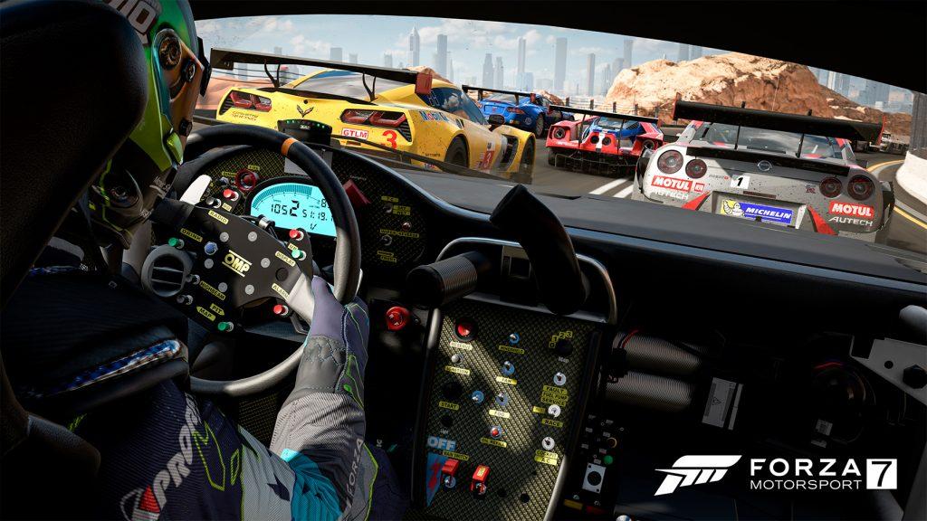 Forza Motorsport 7 er et populært kjørespill som ble lansert i 2017. (Foto: Turn 10 Studios)