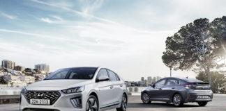 Prisene på den oppgraderte Hyundai Ioniq er nå klare. (Alle foto: Hyundai)