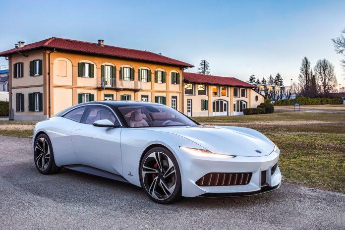 Karma vil for første gang vise publikum en Revero GT som er designet av Pininfarina. (Alle foto: Karma)
