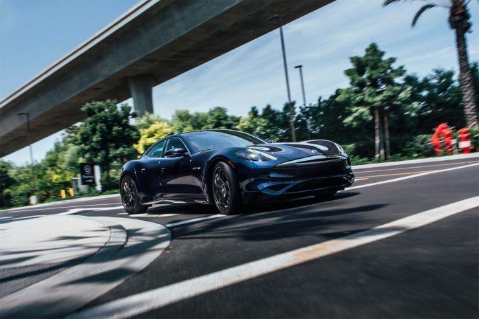 Karmas hybrid Revero GT kommer til de amerikanske forhandlerne senere i år, og får en luksuspris. (Alle foto: Karma)