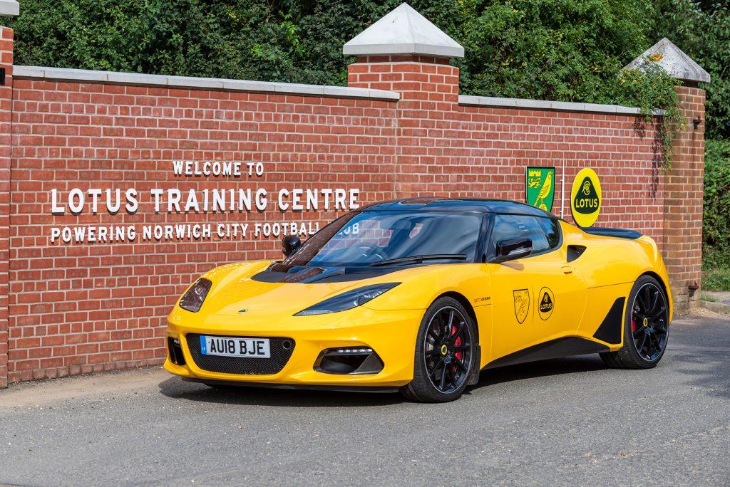 Treningsanlegget til Norwich har fått et nytt navn. (Foto: Lotus)