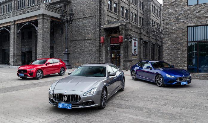 Maserati sliter med salget, og forventer ikke at dette snur for i 2020. (Begge foto: Maserati)