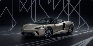 McLaren GT er fortsatt ikke kommet på markedet, men det stopper ikke MSO fra å komme med en spesialmodell. (Alle foto: McLaren)