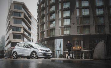 Opel Ampera-e har en svært så kronglete vei bak seg. (Alle foto: Opel)