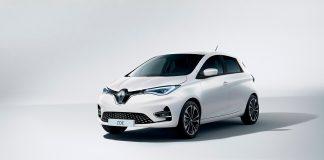 Den kommende 3. generasjonen av Renault Zoe kryper under 250.000 kroner. (Alle foto: Renault)