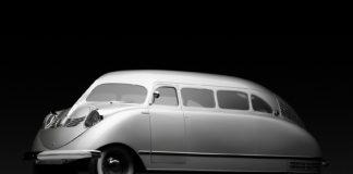 Du finner ikke mange biler med en historie som denne Stout Scarab. (Alle foto: Concours of Elegance)