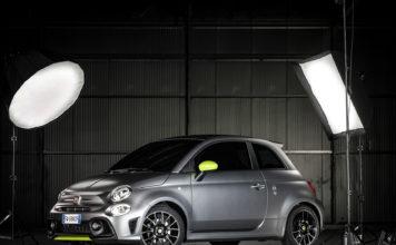 Abarth viser nå fram en ny versjon av Fiat 500 kalt Abarth 595 Pista. (Alle foto: Abarth)